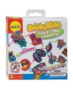 ALEX Shrinky Dinks - Good Time Jewellery