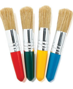 EC Baby Stubby Brush - Set of 4
