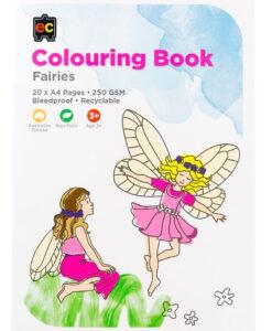 EC Fairies Colouring Book