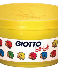 Giotto Be-Be Super-Soft Modelling Dough - Red, Blue & Yellow