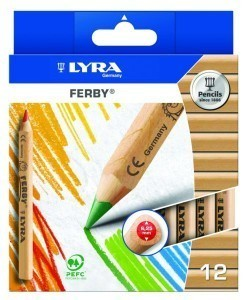 Lyra Ferby Pencils (pack of 12)