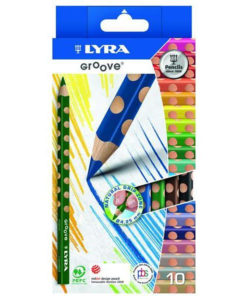 Lyra Groove Pencils (pack of 10)