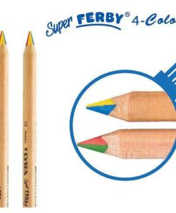 Lyra Super Ferby - 4-in-1 Colour Pencils (individual)
