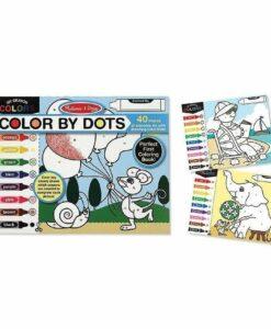 Melissa & Doug Colour By Dots