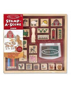 Melissa & Doug Stamp-A-Scene - Farm