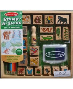 Melissa & Doug Stamp-A-Scene - Rainforest