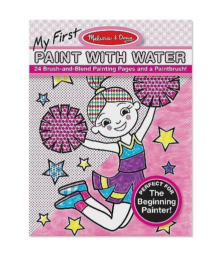 Melissa & Doug My First Paint with Water – Pink 1