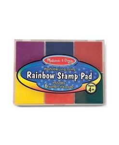 Melissa & Doug Rainbow Stamp Ink Pad