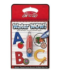 Melissa & Doug Water WOW! Book - Letters (colour with water)