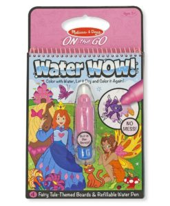 Melissa & Doug Water WOW! Book - Fairy Tales (colour with water)