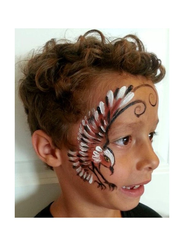 natural earth paint natural face paint kit 6 colours or 10