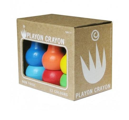 Playon Crayons – Box of 12 (Primary Colours Pack) 1