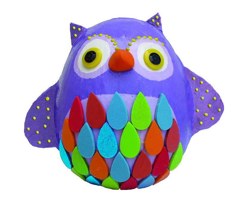 How to make a paper mache owl 28 images my owl barn for Diy paper mache owl