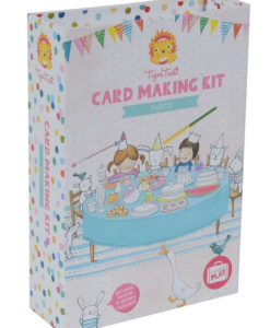 Tiger Tribe Card Making Kit