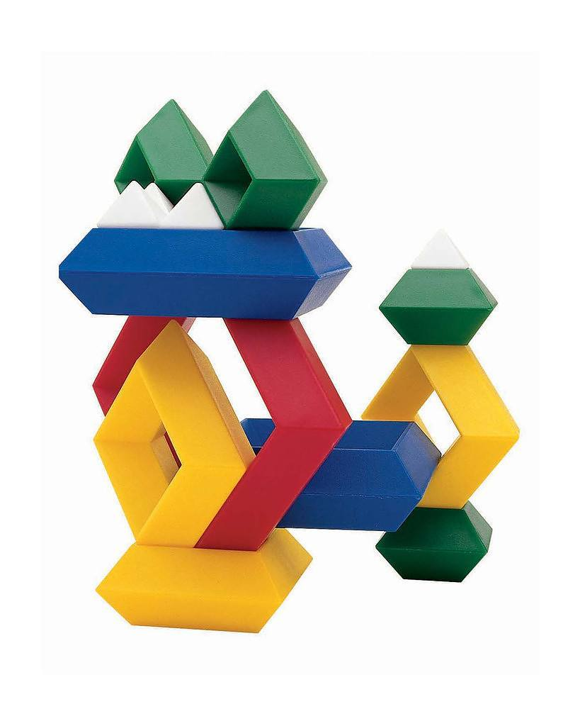 Wedgits Building Blocks Deluxe Set