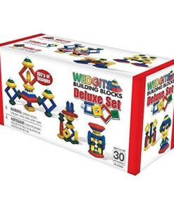 WEDGiTS Building Blocks - Deluxe Set (30 pieces)