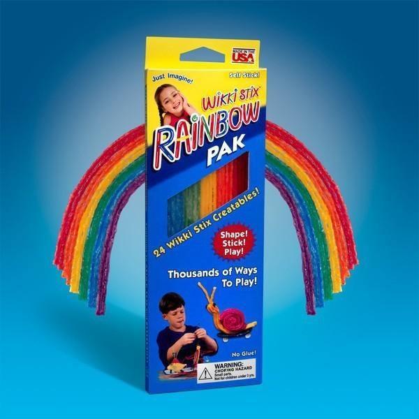 Wikki Stix – Rainbow Pack 1