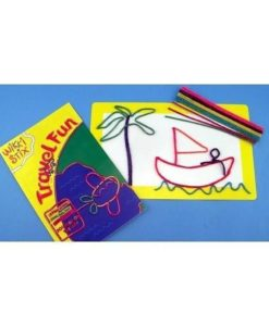 Wikki Stix - Travel Fun Pack