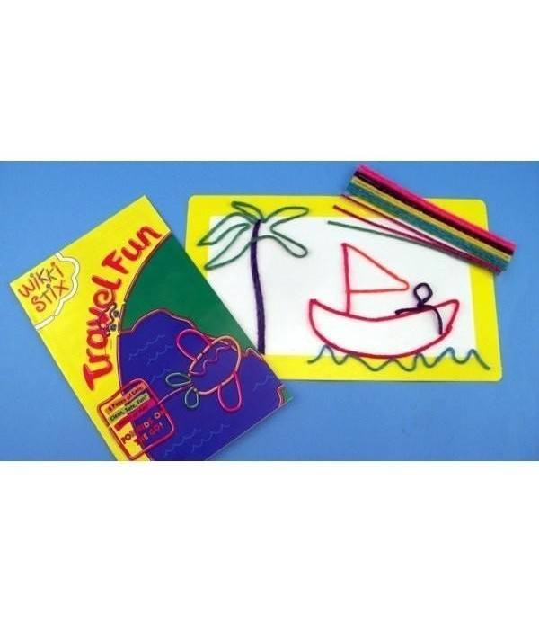 Wikki Stix – Travel Fun Pack 1