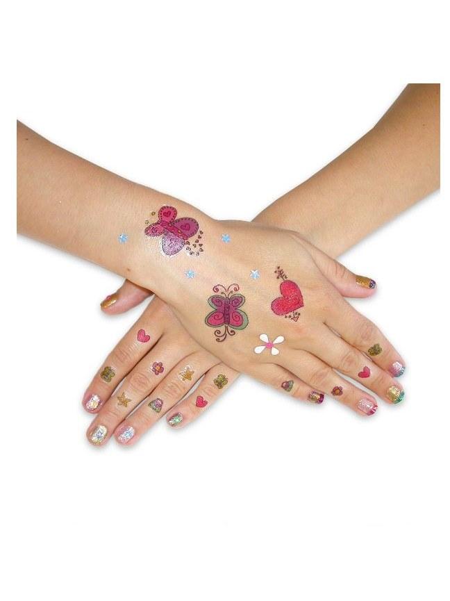 Galt Nail Art Hand Art Kit Craft4kids Australia
