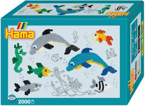 Hama_Beads_Dolphins_Gift_Set_3507