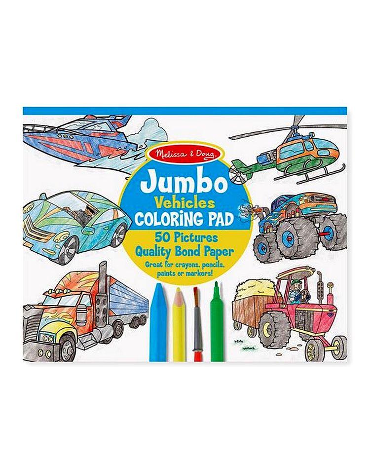 Melissa_and_Doug_Jumbo_Vehicles_Colouring_Pad_1