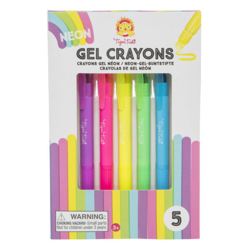 Tiger Tribe Neon Gel Crayons – Stationery – 658 -IMG_3965 – 180710 -HR-small