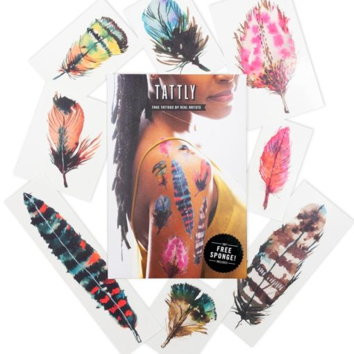 tattly_flying_colors_feathers_temporary_tattoo_carolyn_gavin_main_1